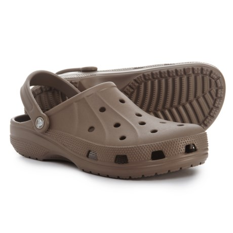 Crocs Feat Clogs (For Men) in Brown
