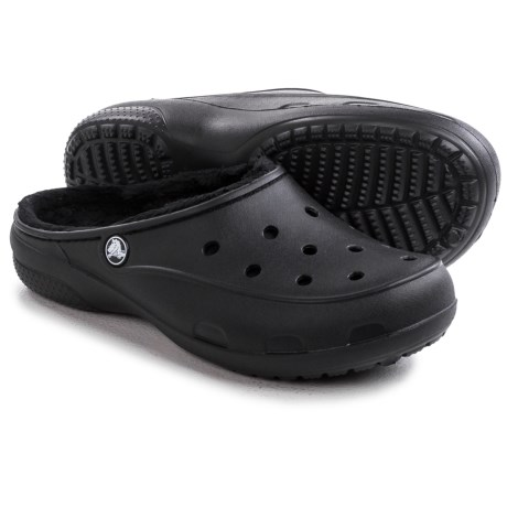 Crocs Freesail Lined Clogs (For Women)