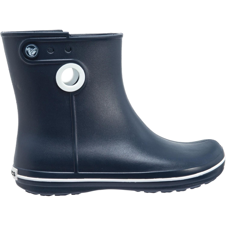 764b7f0fff00 Crocs Jaunt Shorty Rain Boot - Waterproof (For Women)