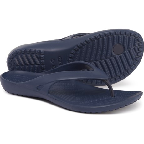 3b5aedae47a3e Crocs Kadee II Flip-Flops (For Women) - Save 50%