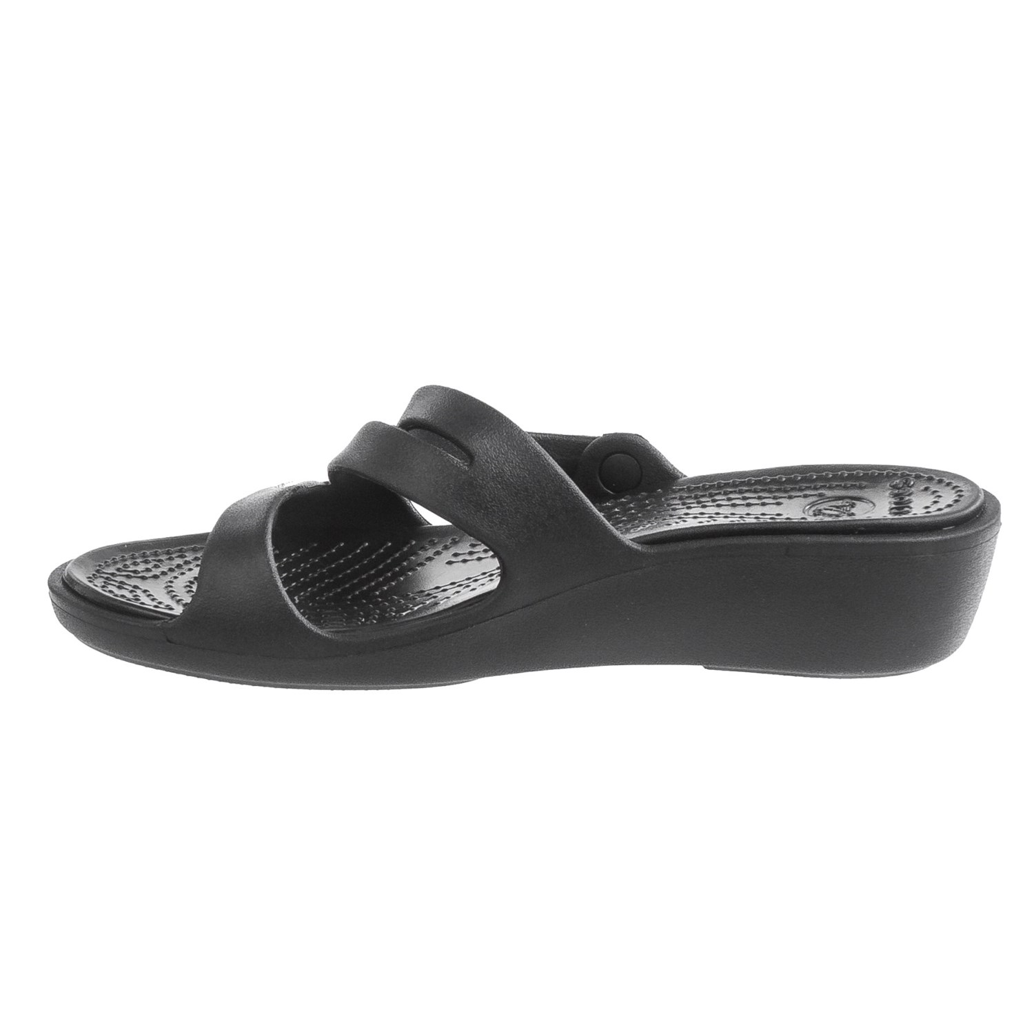 6aca09259cfa Crocs Patricia Wedge Sandals (For Women) - Save 52%