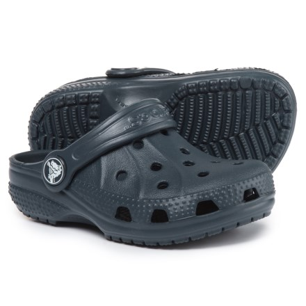 52434a99d5b027 Crocs Ralen Clogs (For Boys) in Navy - Closeouts