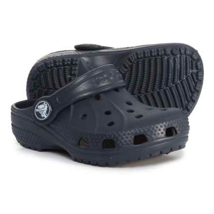 364a243c3 Crocs Ralen Clogs (For Boys) in Navy - Closeouts