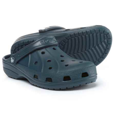 Crocs Ralen Clogs (For Men and Women) in Navy - Closeouts