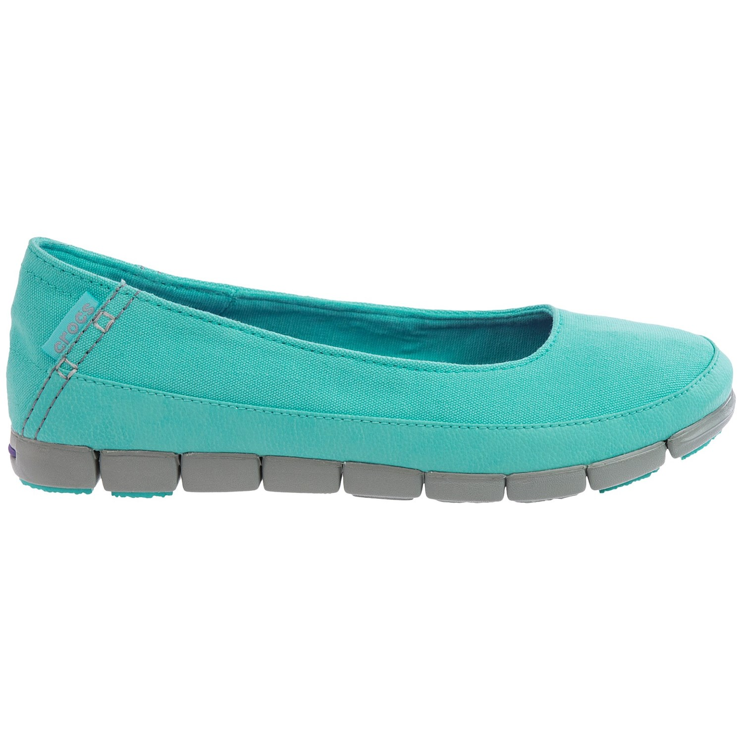 Crocs Stretch Sole Shoes Flats For Women