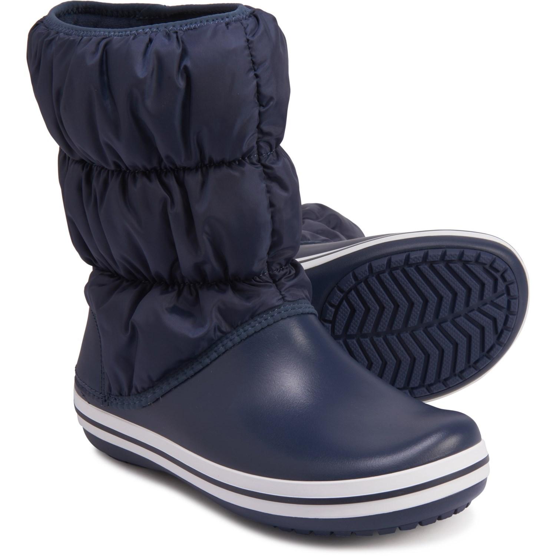 Crocs Winter Puff Snow Boots (For Women