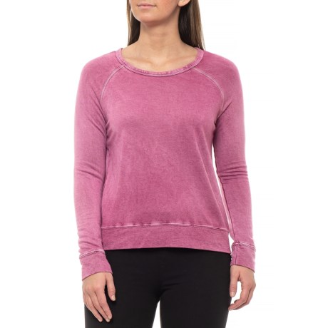 Image of Crop T-Shirt - Long Sleeve (For Women)