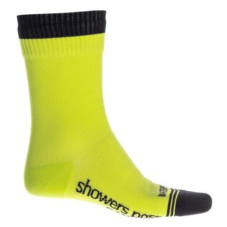 Image of Crosspoint Hi-Viz Socks - Waterproof, Crew (For Men and Women)