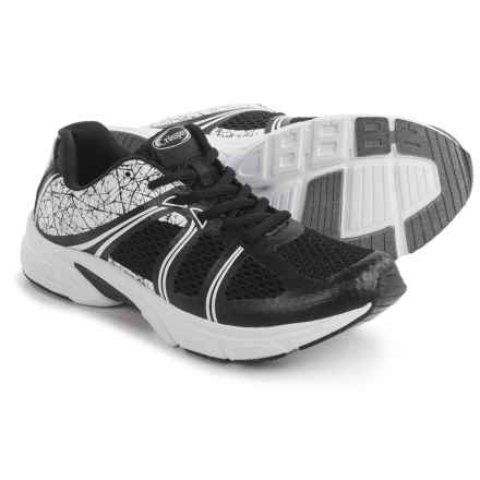 Crossport Blast Running Shoes (For Men) in Black/White - Closeouts