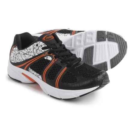 Crossport Blast Running Shoes (For Women) in Black/Neon Orange - Closeouts