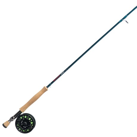 Image of Crosswater Fly Rod and Reel Outfit - 2-Piece, 9?