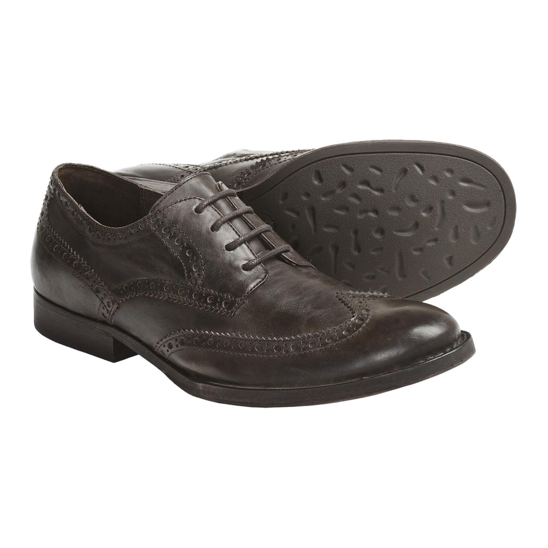 Born Wingtip Shoes Men