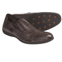 Crown by Born Bruner Shoes - Leather (For Men) in Dark Brown Leather - Closeouts