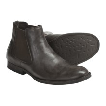 Crown by Born Carmichael Boots - Leather (For Men) in Dark Brown Veg - Closeouts