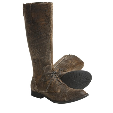 Crown by Born Gilmore Boots - Leather (For Women)