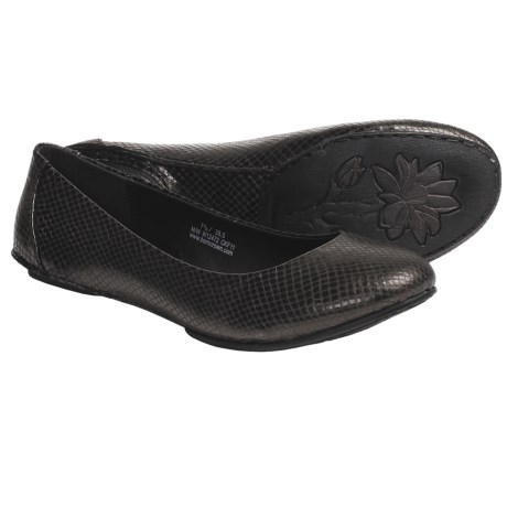 Crown by Born Stowaway Shoes (For Women) in Fango Printed Snake