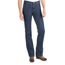 Cruel Girl Dakota Jeans - Slim Fit, Bootcut, Stretch (For Women) in Medium Stonewash - Closeouts