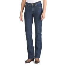 Cruel Girl Dakota Stretch Jeans - Relaxed Fit, Bootcut (For Women) in Medium Stonewash - Closeouts