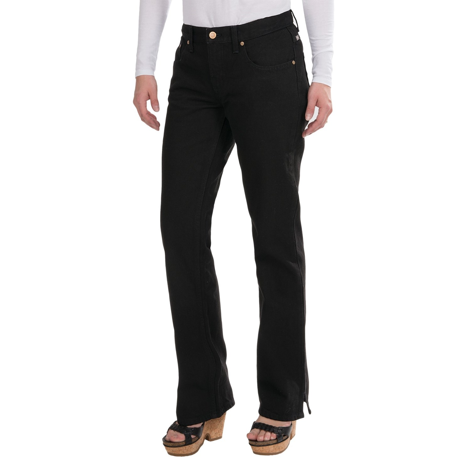 Like all of our denim collections, Langston's carries low rise jeans for women from brand name favorites like Cruel Girl, Levi's, Miss Me, Rock & Roll Cowgirl, Stetson, Wrangler and Petrol, which means you're getting stylish jeans at a reasonable price that are also comfortable and long-lasting.