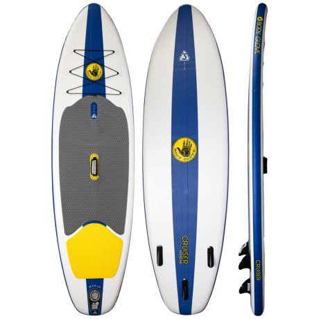 Image of Cruiser 10 SUP with Bag, Paddle and Pump - 10? Inflatable