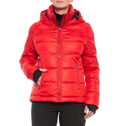 377d011b0ca0e Crystal by Skea Trois Down Ski Jacket (For Women) in Red Cire - Closeouts