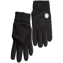CTR Chaos Mistral Fleece Gloves in Black - Closeouts