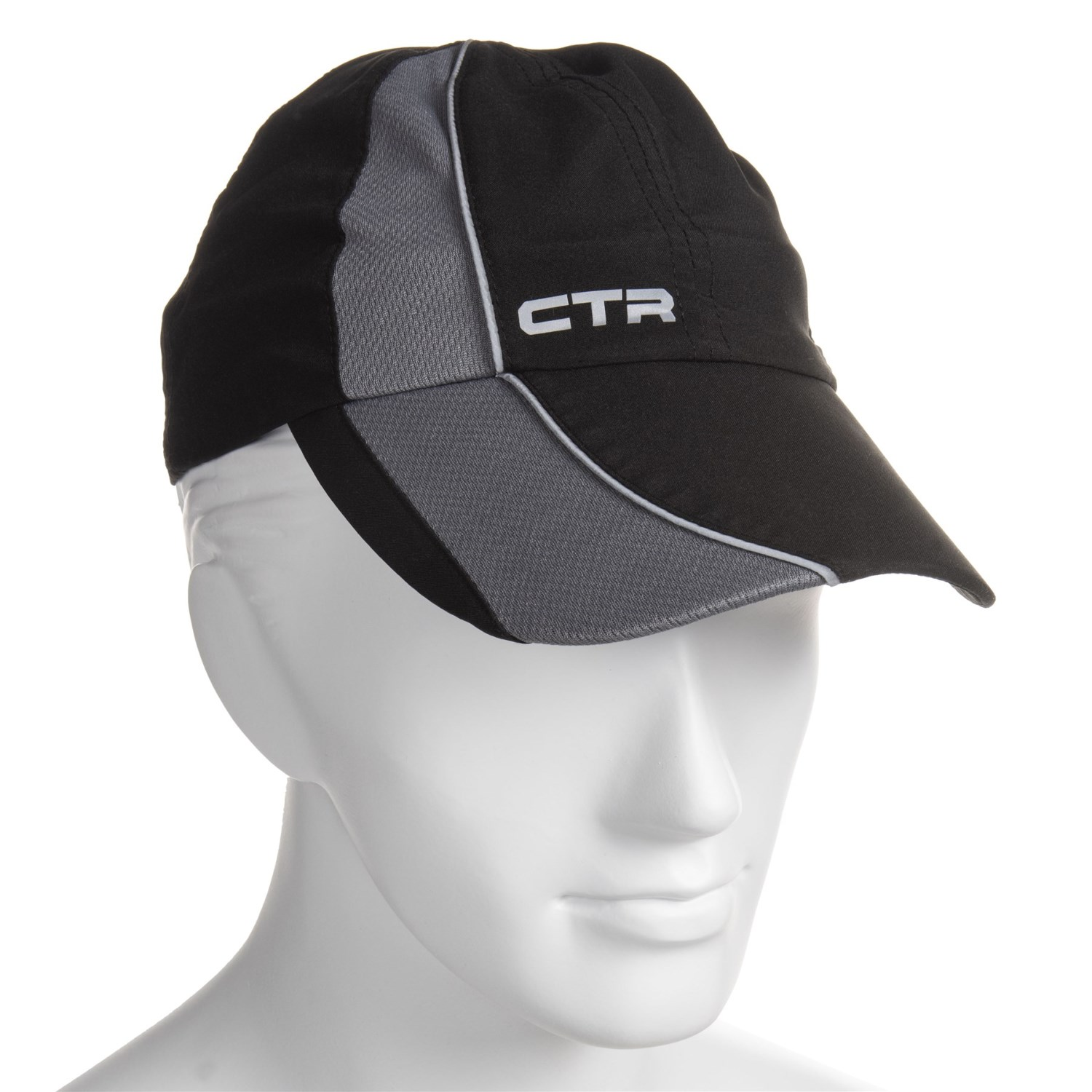 d06c6732b CTR Colorblocked Running Cap (For Men) - Save 33%