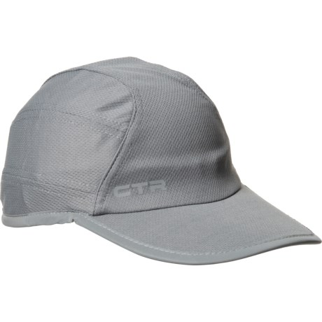 d1c39c5f CTR Piped Brim Running Cap (For Men) - Save 56%
