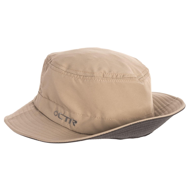 bea9b67f30f ... 6538J 3 CTR Summit Bucket Hat - UPF 40+ (For Men and Women)