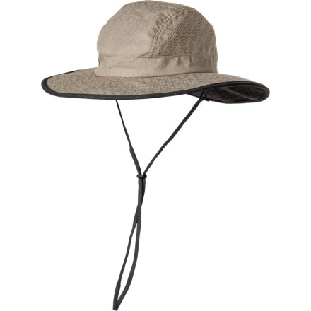 e378d6d9baf97 CTR Summit Expedition Sun Hat - UPF 50+ (For Women) in Khaki -