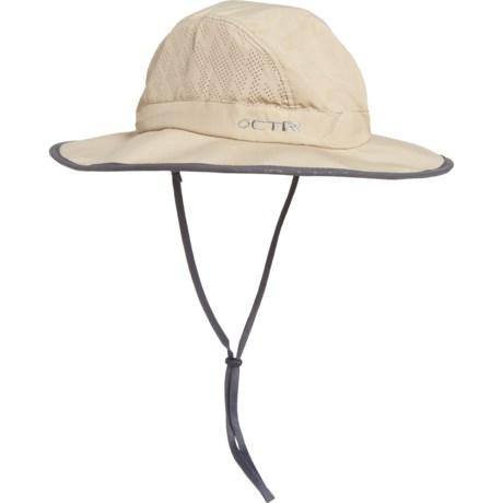 89816fc5d63be CTR Sun Bucket Hat - UPF 50+ (For Women) in Khaki