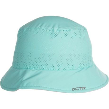 0f7d464e6dc16 CTR Sun Bucket Hat - UPF 50+ (For Women) in Pool Mint