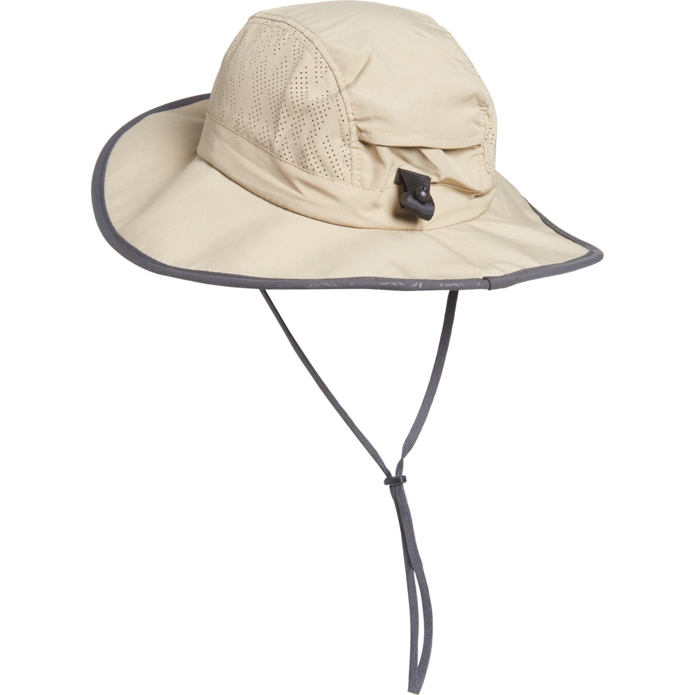 e8166b4710e01 CTR Sun Bucket Hat (For Women) - Save 35%