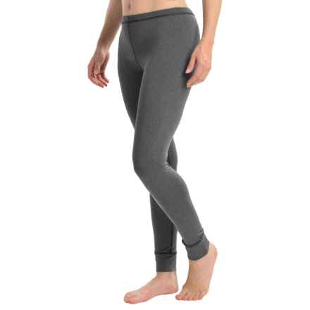 Cuddl Duds ActiveTech Leggings (For Women) in Grey Heather - Closeouts