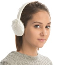 Cuddl Duds Cuddl Soft Earmuffs (For Women) in Ivory - Closeouts