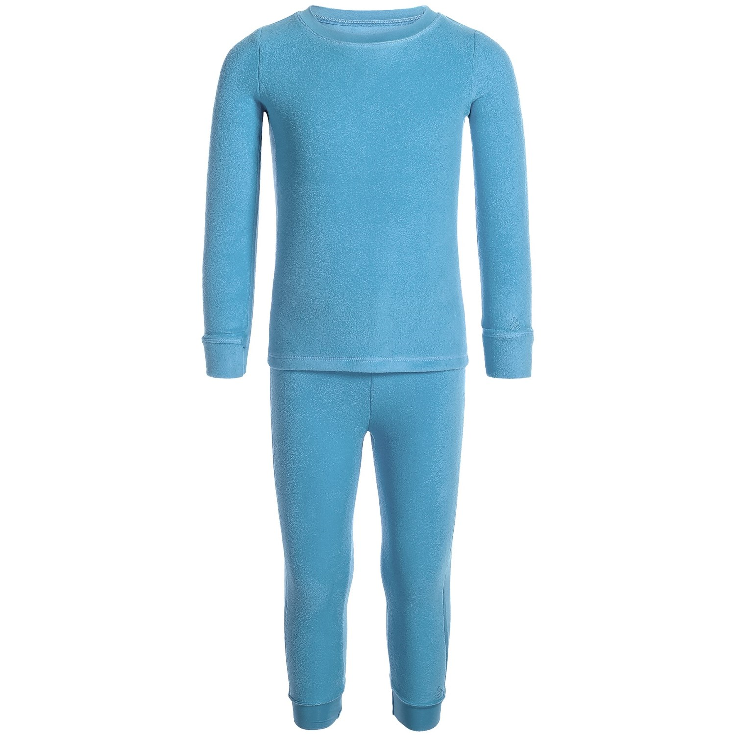 cuddl duds fleece base layer top and pants set long sleeve for toddler girls - Cuddleduds