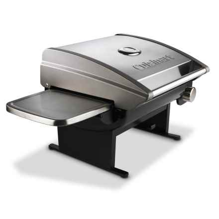 Cuisinart All Foods Gas Grill in Silver - Closeouts
