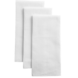 Cuisinart All-Purpose Kitchen Towels - 3-Pack in White