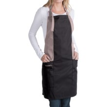 Cuisinart Chef's Apron in Black/Grey - Closeouts