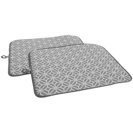 Cuisinart Dish Drying Mat - 2-Pack in Gray - Closeouts