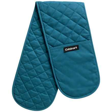 Cuisinart Double Oven Gloves in Blue - Closeouts