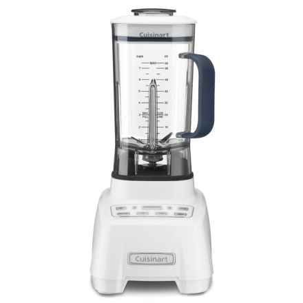 Cuisinart Hurricane Blender - 60 oz., 2.25 Horsepower in White - Closeouts