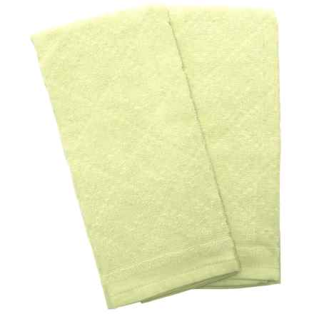 Cuisinart Sweater Kitchen Towels - 2-Pack in Daquiri Green - Closeouts
