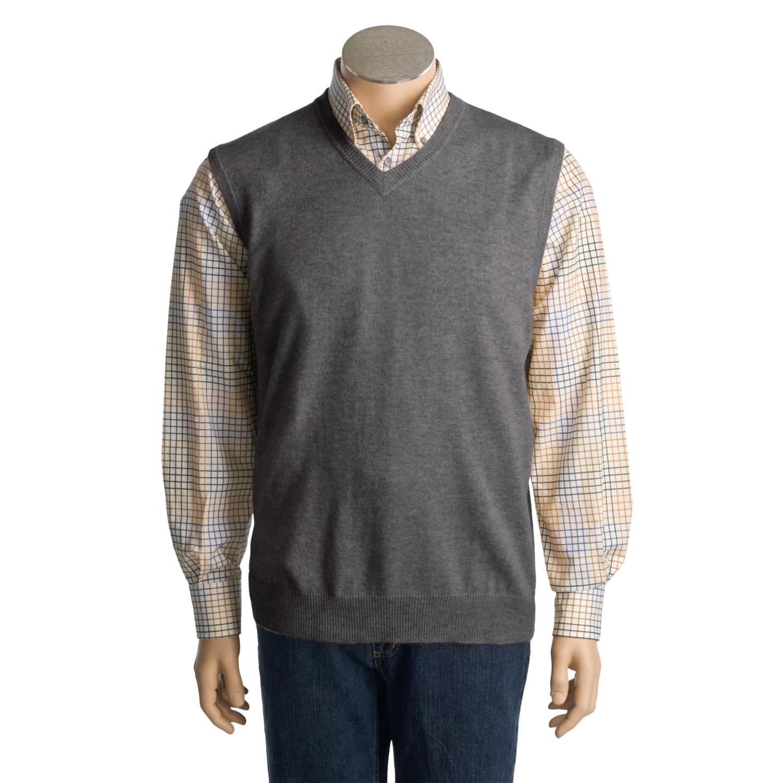 Find great deals on eBay for mens wool v neck sweater vest. Shop with confidence.