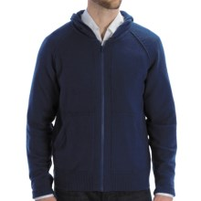 Cullen Zip Hoodie Sweatshirt - Cashmere (For Men) in Comos - Closeouts