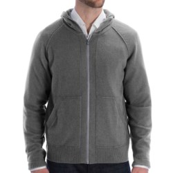 Cullen Zip Hoodie Sweatshirt - Cashmere (For Men) in Comos