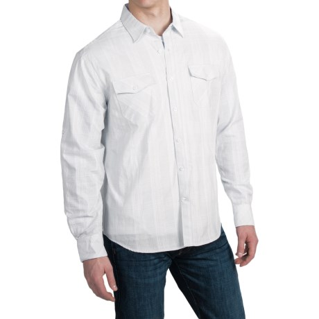 Cultura Catasa Shirt Long Sleeve (For Men)