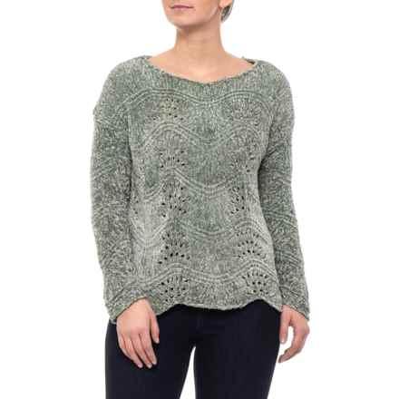 Cupio Blush Joshua Tree Chenille Sweater (For Women) in Joshua Tree - Closeouts
