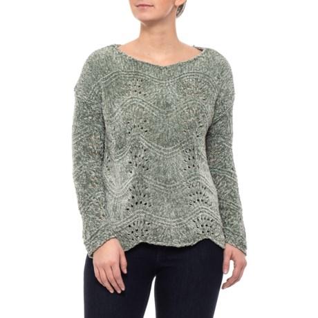 8c02d5c3862d14 Cupio Blush Joshua Tree Chenille Sweater (For Women) in Joshua Tree