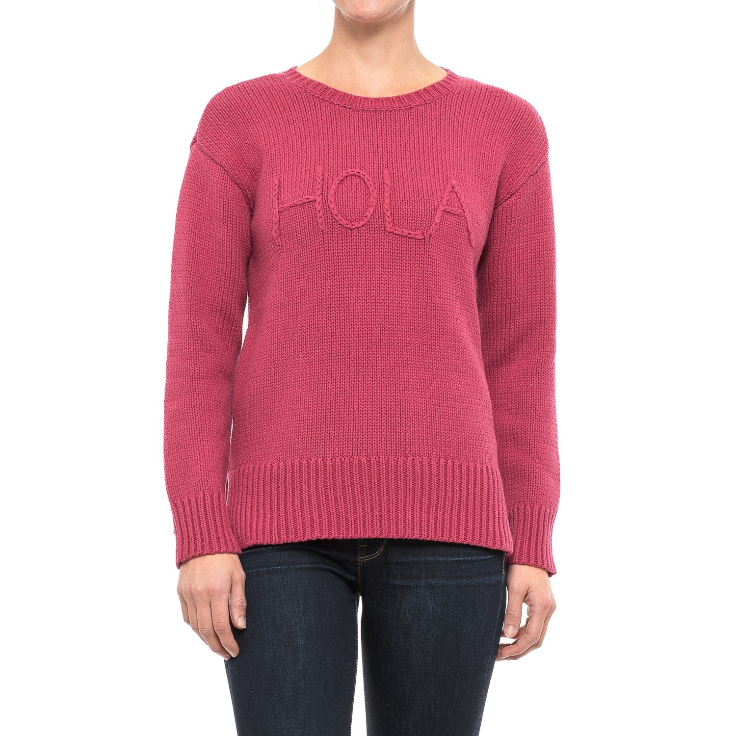 Cupio Blush Sweater (For Women) - Save 59%